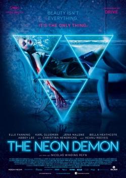 """Das Kino-Plakat von """"The Neon Demon"""" (© Koch Media)"""