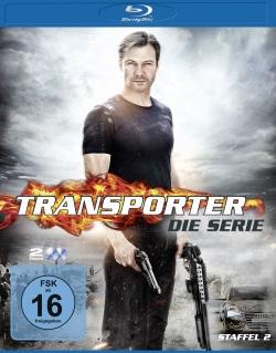 """Die Blu-ray-Box der zweiten Staffel von """"Transporter: Die Serie"""" (© Universum Film)"""