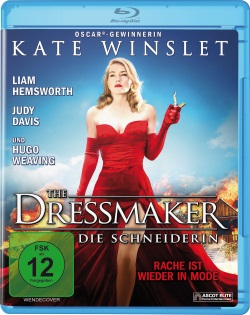 "Das Blu-ray-Cover von ""The Dressmaker"" (© Ascot Elite)"