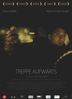 "Das Kino-Plakat von ""Treppe aufwärts"" (© missingFILMS)"