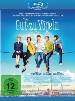 """Das Blu-ray-Cover von """"Gut zu Vögeln"""" (© Constantin Film)"""