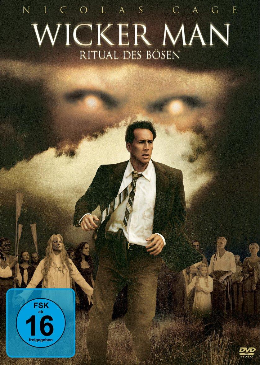 """Das DVD-Cover von """"Wicker Man"""" (© Warner Bros Pictures)"""