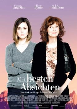 """Das Kino-Plakat von """"Mit besten Absichten"""" (© 2016 CTMG. All Rights Reserved)"""