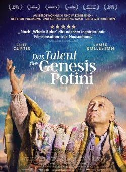 "Das Kino-Plakat von ""Das Talent des Genesis Potini"" (© Koch Media)"