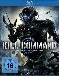 """Das Blu-ray-Cover von """"Kill Command"""" (© Universum Film)"""