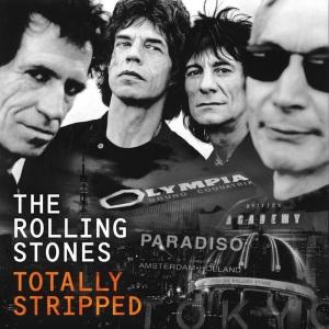"""Das Cover der Box mit CD und DVD vom """"Totally Stripped""""-Projekt der Rolling Stones (© Edel Film/Eagle Vision)"""