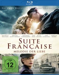 """Das Blu-ray-Cover von """"Suite Francaise"""" (© Universum Film)"""