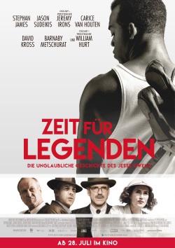 """Das Kino-Plakat von """"Zeit für Legenden"""" (© Square One/Universum Film)"""