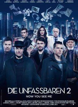 """Das Kino-Plakat von """"Die Unfassbaren 2"""" (© Concorde Filmverleih)"""