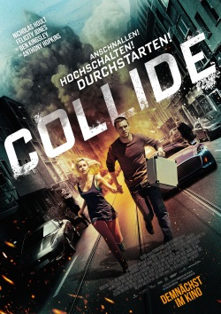 "Das Kino-Plakat von ""Collide"" (© Universum Film)"
