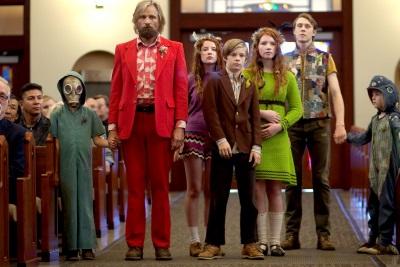 Eine etwas andere Familie (© Universum Film)