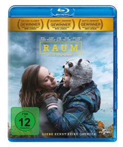 """Das Blu-ray-Cover von """"Raum"""" (© Universal Pictures Germany)"""