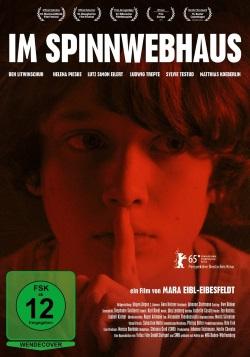 """Das DVD-Cover von """"Im Spinnwebhaus"""" (© missingFILMS)"""