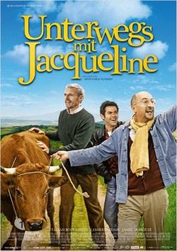 """Das Kino-Plakat von """"Unterwegs mit Jacqueline"""" (© Alamode Film)"""