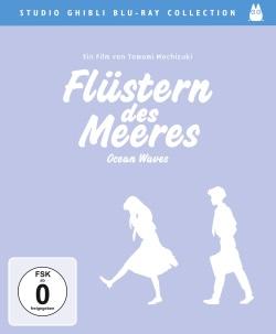 """Das Blu-ray-Cover von """"Flüstern des Meeres - Ocean Waves"""" (© Universum Film)"""