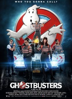 "Das Kino-Plakat von ""Ghostbusters"" (© Sony Pictures Germany)"