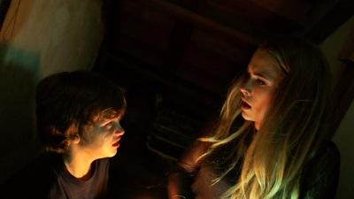 Martin und Rebecca haben Angst (© Warner Bros Pictures)