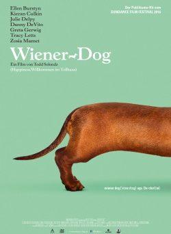 """Das Kino-Plakat von """"Wiener Dog"""" (© Prokino)"""