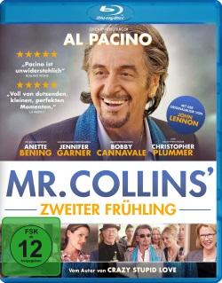 """Das Blu-ray-Cover von """"Mr. Collins' zweiter Frühling"""" (© Koch Media)"""