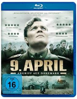 "Das Blu-ray-Cover von ""9. April - Angriff auf Dänemark"" (© Pandastorm Pictures)"
