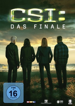 "Das DVD-Cover von ""CSI: Das Finale"" (© Universum Film)"