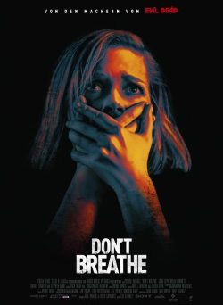 "Das Kino-Plakat von ""Don't Breathe"" (© Sony Pictures Germany)"