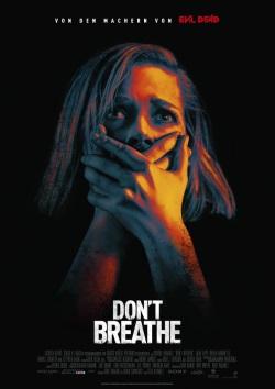 "Das Kino-Plakat von ""Don't Breathe"" (© Sony Pictures Germany)"