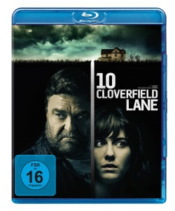 "Das Blu-ray-Cover von ""10 Cloverfield Lane"" (© Paramount Pictures)"