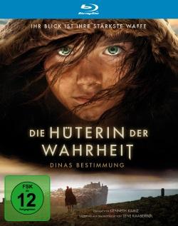 """Das Blu-ray-Cover von """"Die Hüterin der Wahrheit - Dinas Bestimmung (© Polyband)"""