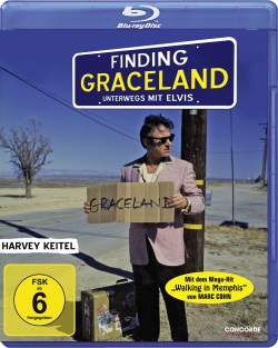 "Das Blu-ray-Cover von"" Finding Graceland"" (© Concorde Home Entertainment)"