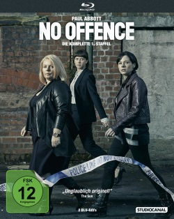 "Das Blu-ray-Cover von ""No Offence"" (© StudioCanal)"