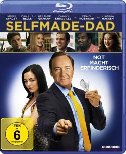"Das Blu-ray-Cover von ""Selfmade-Dad"" (© Concorde Home Entertainment)"