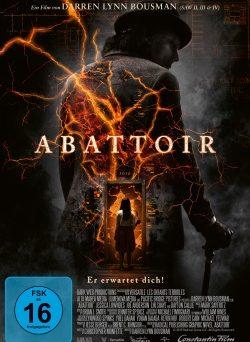 "Das DVD-Cover von ""Abbatoir"" (© Constantin Film)"