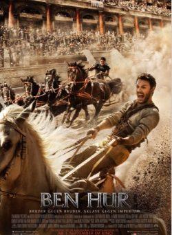"""Das Kino-Plakat von """"Ben Hur"""" (© Paramount Pictures)"""