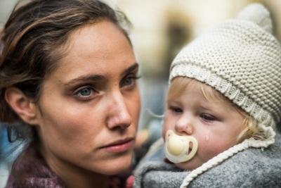 Elena möchte in Deutschland ein neues Leben beginnen (© Universum Film)