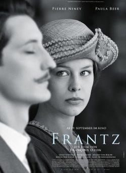 """Das Kino-Plakat von """"Frantz"""" (© X-Verleih)"""