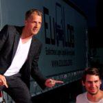 Oliver Pocher und Patrick Helmes (@Thomas Trierweiler)