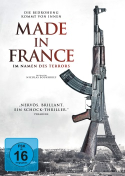 "Das DVD-Cover von ""Made in France"" (© Universum Film)"