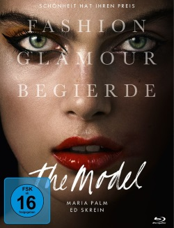 "Das Blu-ray-Cover von ""The Model"" (© Koch Media)"