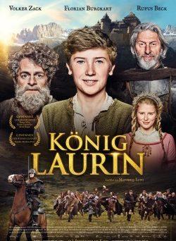 """Das Kino-Plakat von """"König Laurin"""" (© Zorro Film)"""