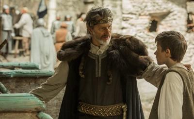 Theo will endlich von seinem Vater ernstgenommen werden (© Zorro Film)