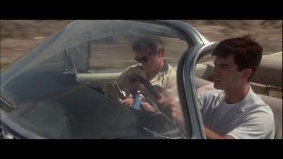 Hat Byron wirklich Elvis in seinem Auto? (© Concorde Home Entertainmant)