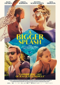 "Das Blu-ray-Cover von ""A Bigger Splash"" (© StudioCanal)"