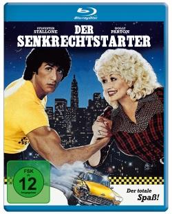 "Das Blu-ray-Cover von ""Der Senkrechtstarter"" (© Winkler Film)"