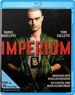 """Das (vorläufige) Blu-ray-Cover von """"Imperium"""" (© Ascot Elite)"""