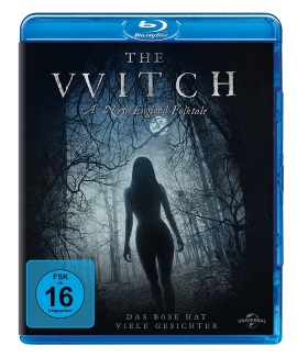 "Das Blu-ray-Cover von ""The Witch"" (© Universal Pictures Germany)"