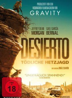 """Das DVD-Cover von """"Desierto"""" (© Ascot Elite)"""