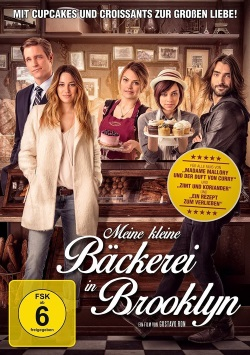 """Das DVD-Cover von """"Meine kleine Bäckerei in Brooklyn"""" (© RC Release Company)"""