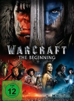 "Das DVD-Cover von ""Warcraft - The Beginning"" (© Universal Pictures Germany)"