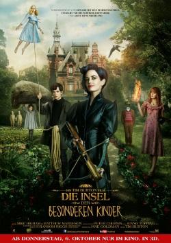 """Das Kino-Plakat von """"Die Insel der besonderen Kinder"""" (© Fox Deutschland)"""